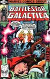 Battlestar Galactica #14 comic books - cover scans photos Battlestar Galactica #14 comic books - covers, picture gallery