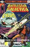 Battlestar Galactica #16 comic books - cover scans photos Battlestar Galactica #16 comic books - covers, picture gallery