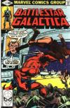 Battlestar Galactica #17 comic books for sale