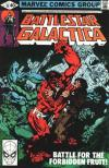 Battlestar Galactica #18 Comic Books - Covers, Scans, Photos  in Battlestar Galactica Comic Books - Covers, Scans, Gallery