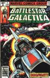 Battlestar Galactica #4 comic books - cover scans photos Battlestar Galactica #4 comic books - covers, picture gallery