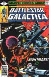 Battlestar Galactica #6 comic books - cover scans photos Battlestar Galactica #6 comic books - covers, picture gallery