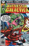 Battlestar Galactica #7 comic books for sale