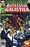 Battlestar Galactica #8 Comic Books - Covers, Scans, Photos  in Battlestar Galactica Comic Books - Covers, Scans, Gallery