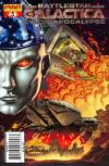 Battlestar Galactica: Cylon Apocalypse #3 Comic Books - Covers, Scans, Photos  in Battlestar Galactica: Cylon Apocalypse Comic Books - Covers, Scans, Gallery