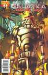Battlestar Galactica: Cylon War #3 Comic Books - Covers, Scans, Photos  in Battlestar Galactica: Cylon War Comic Books - Covers, Scans, Gallery