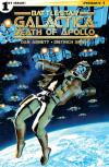 Battlestar Galactica: Death of Apollo Comic Books. Battlestar Galactica: Death of Apollo Comics.