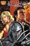 Battlestar Galactica: Origins #3 comic books - cover scans photos Battlestar Galactica: Origins #3 comic books - covers, picture gallery