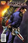 Battlestar Galactica: Origins #8 comic books - cover scans photos Battlestar Galactica: Origins #8 comic books - covers, picture gallery