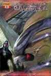 Battlestar Galactica: Season Zero #5 comic books - cover scans photos Battlestar Galactica: Season Zero #5 comic books - covers, picture gallery
