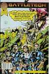 Battletech comic books