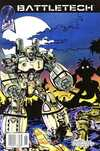 Battletech #3 Comic Books - Covers, Scans, Photos  in Battletech Comic Books - Covers, Scans, Gallery