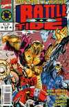 Battletide II #3 comic books for sale