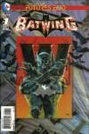 Batwing: Futures End #1 comic books for sale