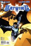 Batwing comic books