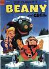 Beany and Cecil comic books