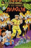 Beast Warriors of Shaolin #2 comic books for sale