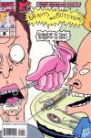 Beavis and Butt-head comic books