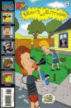 Beavis and Butt-head #17 comic books - cover scans photos Beavis and Butt-head #17 comic books - covers, picture gallery