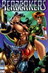 Berzerkers #3 Comic Books - Covers, Scans, Photos  in Berzerkers Comic Books - Covers, Scans, Gallery