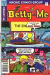 Betty and Me #116 Comic Books - Covers, Scans, Photos  in Betty and Me Comic Books - Covers, Scans, Gallery