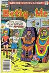 Betty and Me #138 Comic Books - Covers, Scans, Photos  in Betty and Me Comic Books - Covers, Scans, Gallery