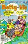 Betty and Me #147 Comic Books - Covers, Scans, Photos  in Betty and Me Comic Books - Covers, Scans, Gallery
