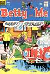 Betty and Me #9 Comic Books - Covers, Scans, Photos  in Betty and Me Comic Books - Covers, Scans, Gallery
