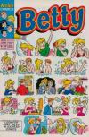 Betty #6 Comic Books - Covers, Scans, Photos  in Betty Comic Books - Covers, Scans, Gallery