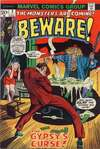 Beware #3 Comic Books - Covers, Scans, Photos  in Beware Comic Books - Covers, Scans, Gallery