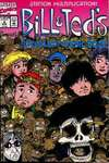 Bill & Ted's Excellent Comic Book #4 comic books - cover scans photos Bill & Ted's Excellent Comic Book #4 comic books - covers, picture gallery