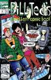 Bill & Ted's Excellent Comic Book #5 comic books - cover scans photos Bill & Ted's Excellent Comic Book #5 comic books - covers, picture gallery