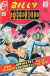 Billy the Kid #69 comic books for sale