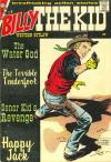 Billy the Kid comic books