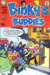 Binky's Buddies #8 comic books - cover scans photos Binky's Buddies #8 comic books - covers, picture gallery
