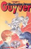 Bio-Booster Armor Guyver #5 Comic Books - Covers, Scans, Photos  in Bio-Booster Armor Guyver Comic Books - Covers, Scans, Gallery