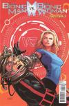 Bionic Man vs. Bionic Woman #4 comic books for sale