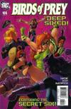 Birds of Prey #105 comic books for sale