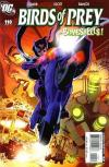 Birds of Prey #110 comic books - cover scans photos Birds of Prey #110 comic books - covers, picture gallery