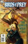 Birds of Prey #112 comic books for sale