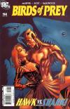 Birds of Prey #114 comic books - cover scans photos Birds of Prey #114 comic books - covers, picture gallery