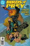 Birds of Prey #11 comic books for sale