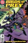 Birds of Prey #13 Comic Books - Covers, Scans, Photos  in Birds of Prey Comic Books - Covers, Scans, Gallery
