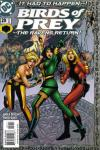 Birds of Prey #29 comic books for sale