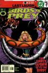 Birds of Prey #36 comic books for sale