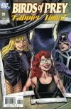 Birds of Prey #99 comic books - cover scans photos Birds of Prey #99 comic books - covers, picture gallery