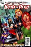 Birds of Prey comic books