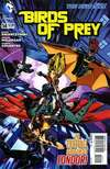 Birds of Prey #14 comic books - cover scans photos Birds of Prey #14 comic books - covers, picture gallery