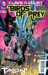 Birds of Prey #21 comic books for sale