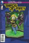 Birds of Prey: Futures End Comic Books. Birds of Prey: Futures End Comics.